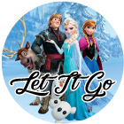 Testo canzone Let it go Frozen