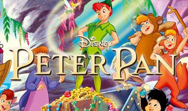 Copertina Le Avventure di Peter Pan