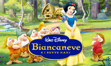 Copertina Biancaneve e i Sette Nani