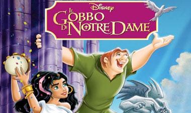 Copertina Il Gobbo di Notre Dame
