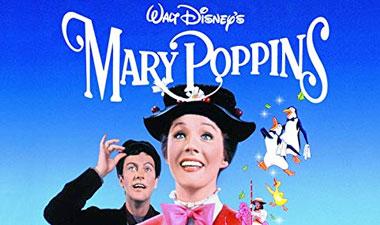 Copertina Mary Poppins